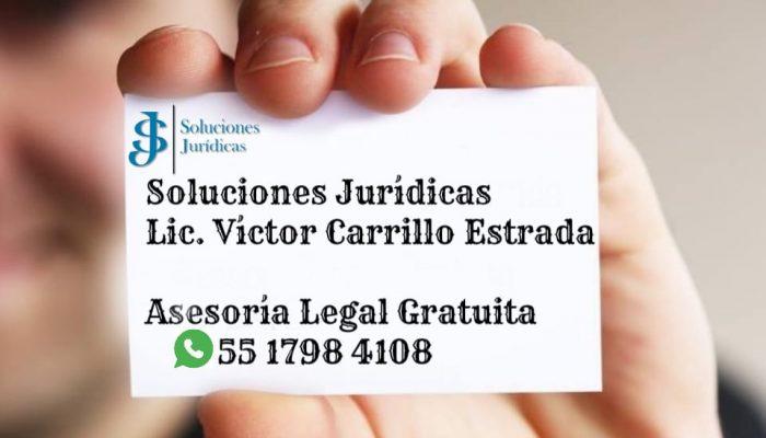 ABOGADO VICTOR CARRILLO